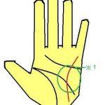 直感線の手相は実生活で力を発揮する