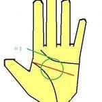 直線の頭脳線を持つ人の開運法